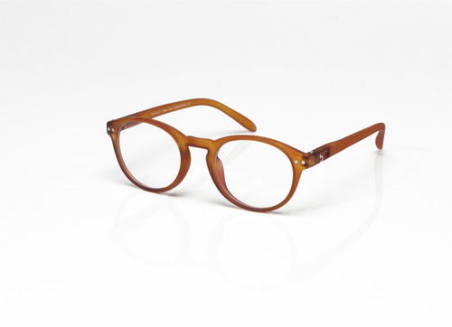 Blueberry Glasses Size M Toffee