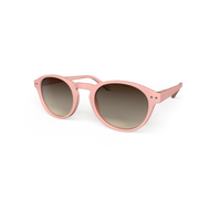 Blueberry Sunglasses L+ Rose, Brown Gradiant Lenses