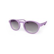 Blueberry Sunglasses L+ Lilacs, Purple Gradiant Lenses