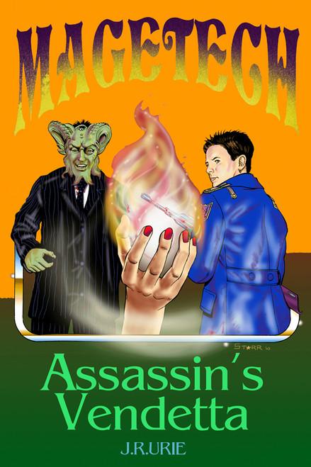 MageTech Assassin's Vendetta