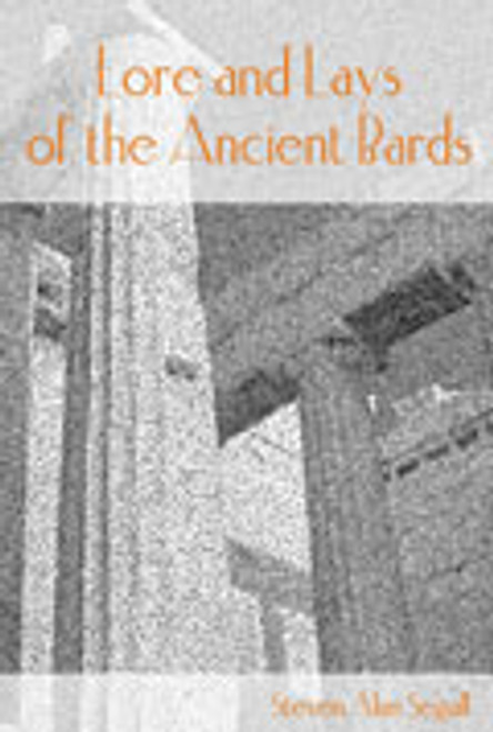 Segall, Lore and Lays of the Ancient Bards
