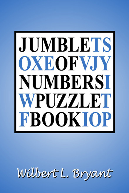 Jumble of Numbers Puzzle Book