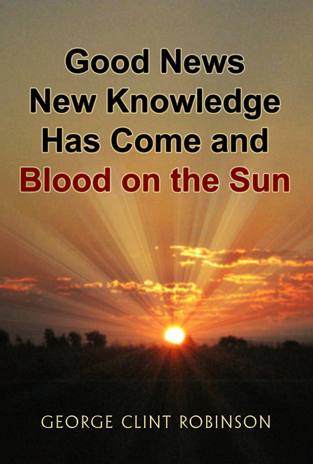 Good News: New Knowledge Has Come and Blood on the Sun