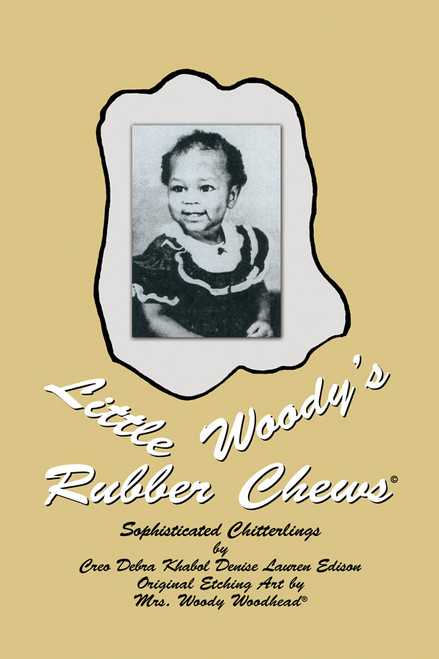 Little Woody's Rubber Chews: Sophisticated Chitterlings