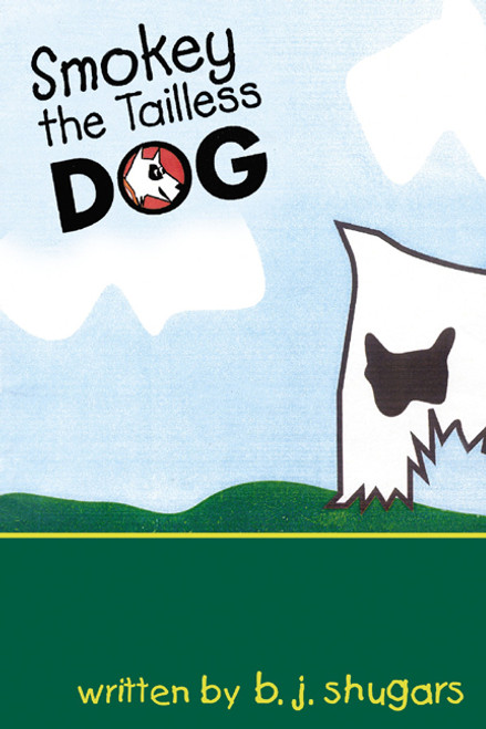 Smokey the Tailless Dog