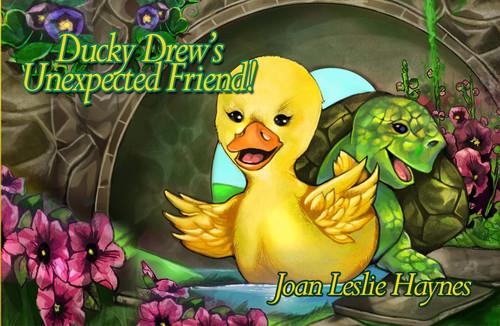 Ducky Drew's Unexpected Friend!
