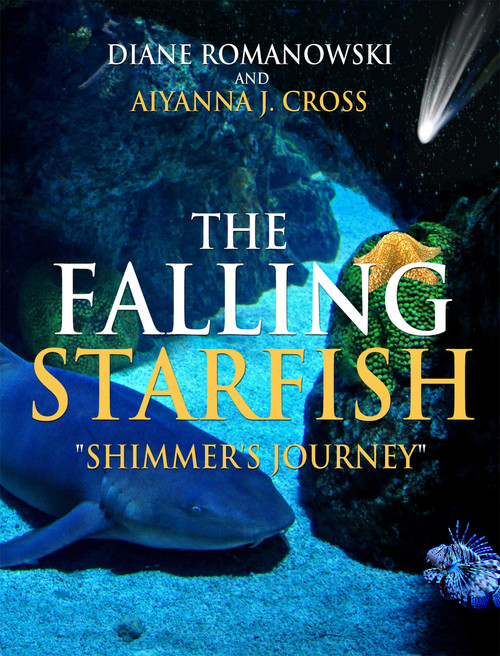 """The Falling Starfish: """"Shimmer's Journey"""""""