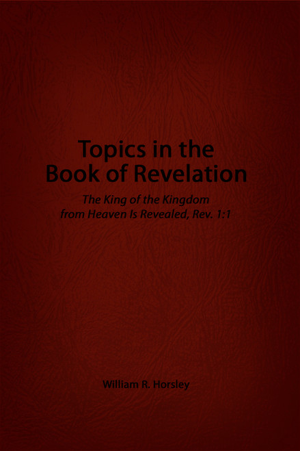 Topics in the book of revelation dorrance bookstore topics in the book of revelation ebook fandeluxe Ebook collections