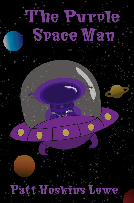 The Purple Spaceman