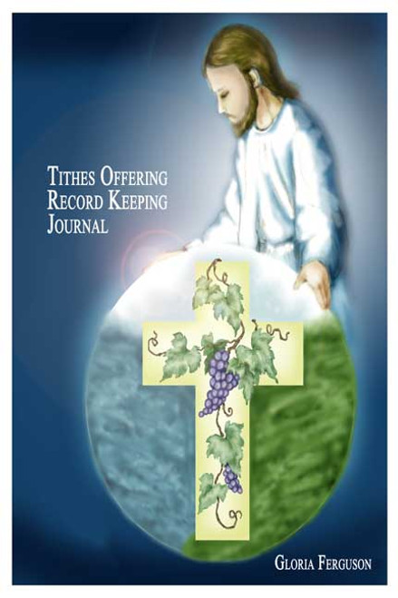 Tithes Offering Record Keeping Journal