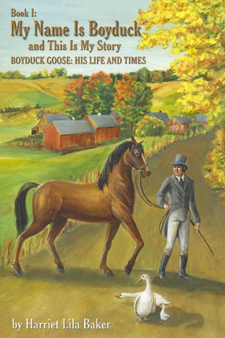 Boyduck Goose: His Life and Times