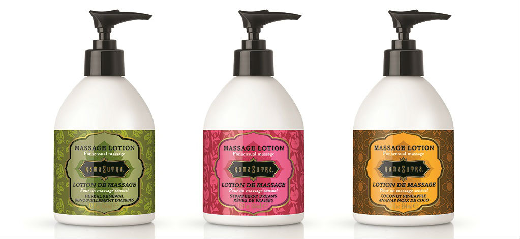 Kama Sutra Massage Lotions