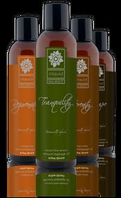 Balance Natural Massage Oil by Sliquid
