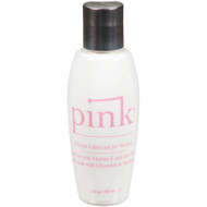 Pink Silicone Lube for Women by Pink Lubricants-2.8 fl oz