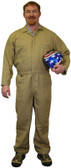 Nomex IIIA Coverall (4.5 Ounce) All Sizes Khaki Color