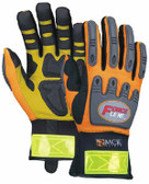 MCR Force Flex HV100 Exxon Glove (Pair) Pic 1