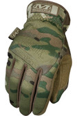 Mechanix Fast Fit Gloves Multi Cam (Pair) - All Sizes