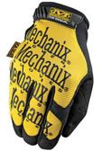 Mechanix Original Work Glove Yellow (Pair) - All Sizes