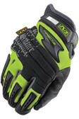 Mechanix Mpact II Hi Viz Lime Gloves, Part # SP2-91 pic 3