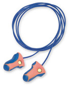 Laser Trak Metal Detectable Ear Plugs With Cords # LT-30 pic 1