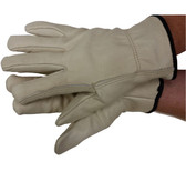 Premium Cowhide Driver with Thermal Lining Gloves Pic 1