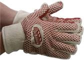 MCR Red Brick Hot Mill Gloves (PAIR)
