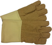 PBI 22 oz Kevlar, Wool Lined 14 inch Glove Pair Pic 1