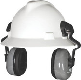 MSA Full Brim Hard Hat Ear Muff Attachments # 10129327 pic 1