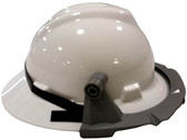 MSA V-Gard Full Brim Face Shield Adapter