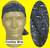 Miracool Cowboy Blue Cooling Bandanas pic 1
