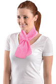 Occunomix MiraCool PVA Neck Cooling Wrap ~ Pink