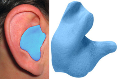 Radians Custom Molded Ear Plugs All Colors # CEP001 pic 1