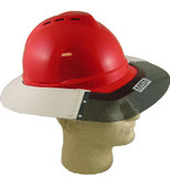 MSA Advance Hard Hat Sun Shields pic 1