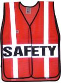 Pre-Printed Safety Vests