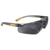 DeWALT Contractor Pro ~ Safety Glasses with Smoke Lens