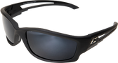 Kazbek Polarized Safety Glasses ~ With Silver Mirror Lens