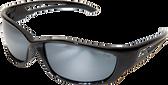 Edge Kazbek XL Safety Glasses Silver Mirror Lens