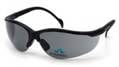 Pyramex Safety Glasses ~ Venture II Readers ~ 2.0 Smoke Lens