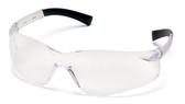 Pyramex Ztek Safety Glasses ~ Fog Free Clear Lens