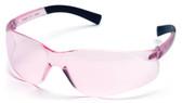 Pyramex ~ MINI Ztek Safety Glasses ~ Pink Lens