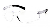 Pyramex Ztek Reader Safety Glasses ~ Clear Lens ~ 2.5 Magnification