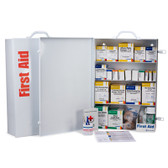 4 Shelf Industrial Station ~ 1059 Piece, Metal Cabinet