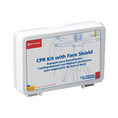 CPR Kit, 1 Person - Plastic Case