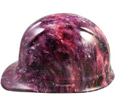 Galaxy Design Hydro Dipped Hard Hats Cap Style Design