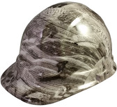 United We Stand Design Hydro Dipped Hard Hats Cap Style Oblique