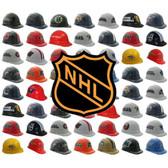 All NHL Hard Hats