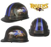Baltimore Ravens NFL Hardhats