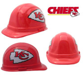 Kansas City Chiefs NFL Hardhats
