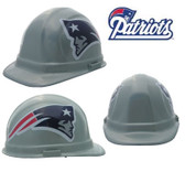 New England Patriots NFL Hardhats