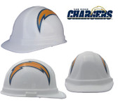 San Diego Chargers NFL Hardhats